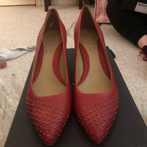 Boutique 9 Orange Heels